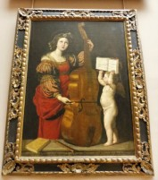 """Mum can you help me with my homework?"" ""UGH child, can't you SEE I'm cello-ing???"""